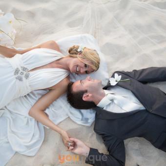 Lindsay and Miguel Wedding