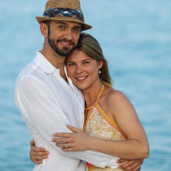 Kristina and Ruardt Engagement Shoot